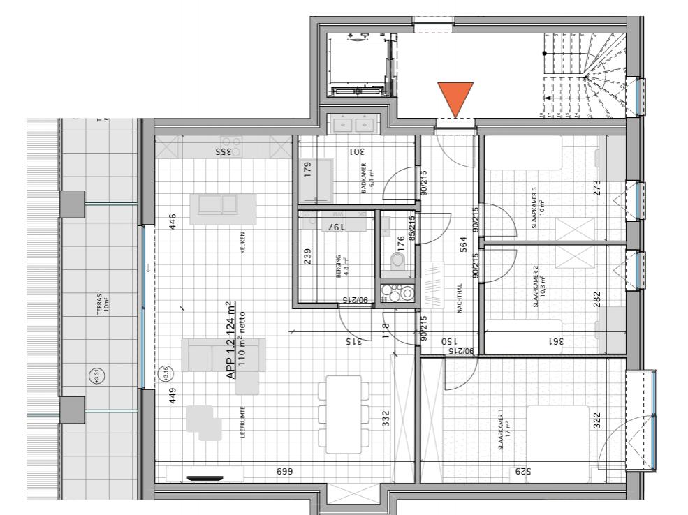 Appartement 1.2 Van Poppel