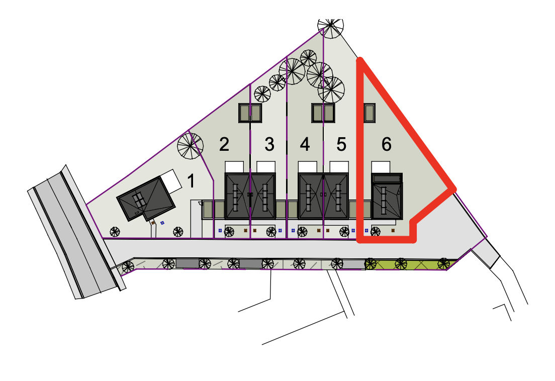 Woning 6 Galgestraat Mechelen